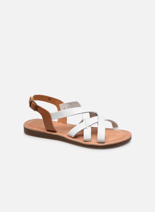 Sandalen TBS BELLUCI N weiß detaillierte ansicht/modell