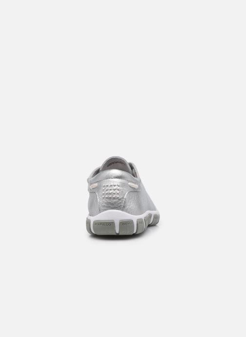 Sneakers TBS JAZARU N Zilver rechts