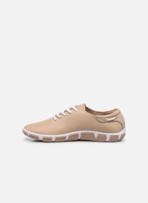 Sneakers TBS JAZARU N Beige voorkant