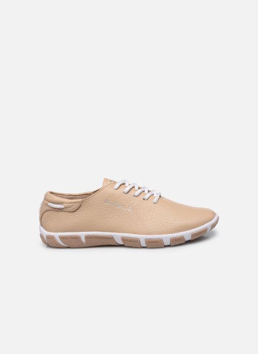 Sneakers TBS JAZARU N Beige achterkant