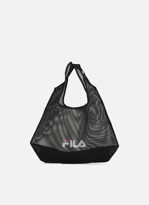 Handtassen FILA Big Mesh Soft Shopper Zwart detail