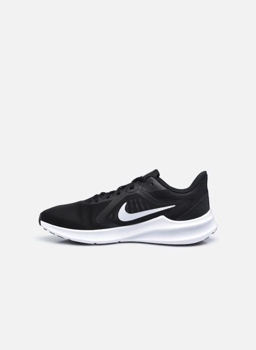 Scarpe sportive Nike Nike Downshifter 10 Nero immagine frontale