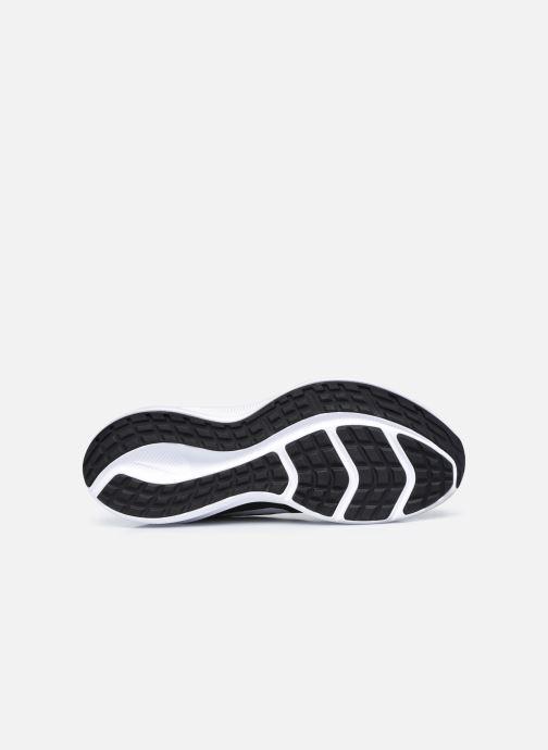 Scarpe sportive Nike Nike Downshifter 10 Nero immagine dall'alto