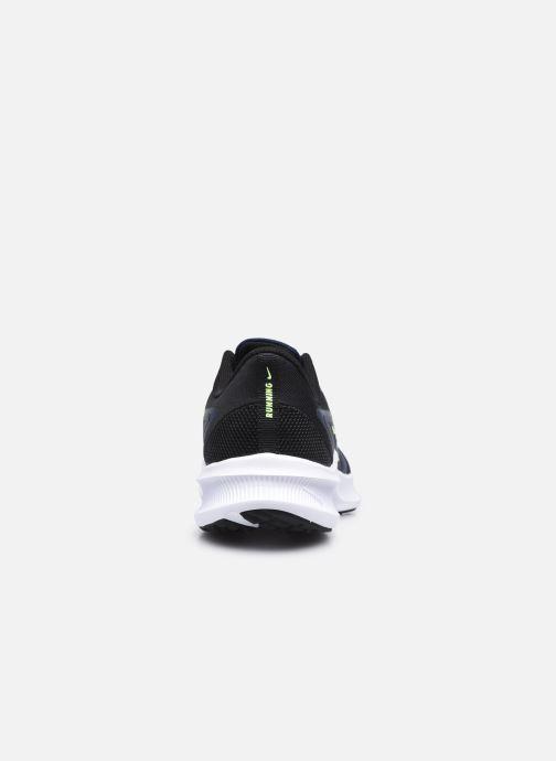 Chaussures de sport Nike Nike Downshifter 10 Bleu vue droite