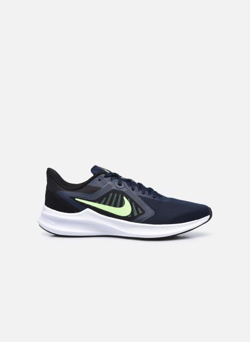 Chaussures de sport Nike Nike Downshifter 10 Bleu vue derrière