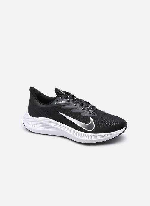 Zapatillas de deporte Nike Nike Zoom Winflo 7 Negro vista de detalle / par