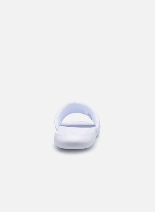 Sandali e scarpe aperte Nike Nike Victori One Slide Bianco immagine destra