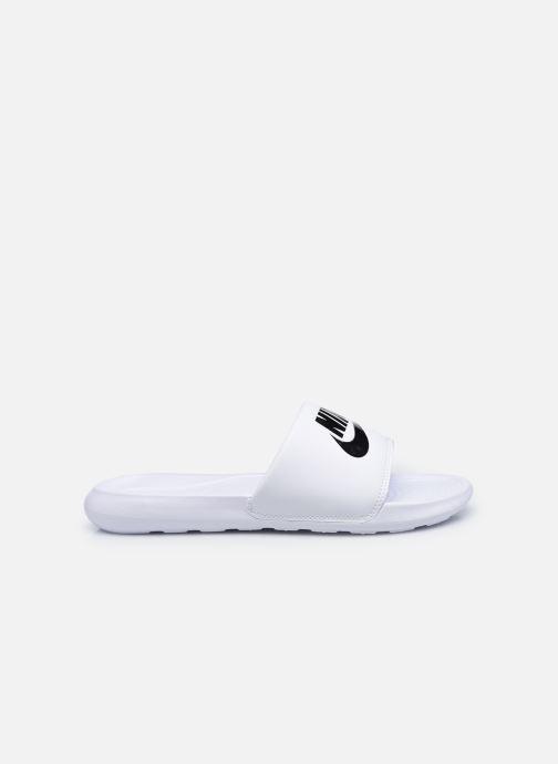 Sandali e scarpe aperte Nike Nike Victori One Slide Bianco immagine posteriore