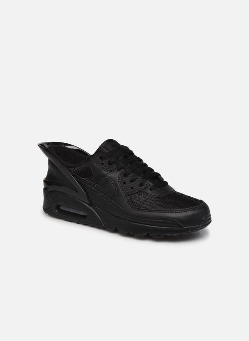 Sneaker Nike Air Max 90 Flyease schwarz detaillierte ansicht/modell