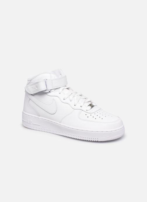 Sneakers Nike Air Force 1 Mid '07 Wit detail