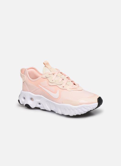 Sneaker Nike W Nike React Art3Mis rosa detaillierte ansicht/modell