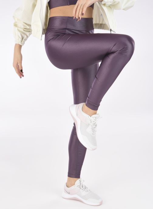 Chaussures de sport Nike W Nike Mc Trainer Rose vue bas / vue portée sac