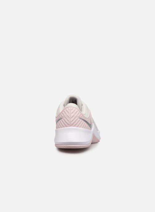Chaussures de sport Nike W Nike Mc Trainer Rose vue droite