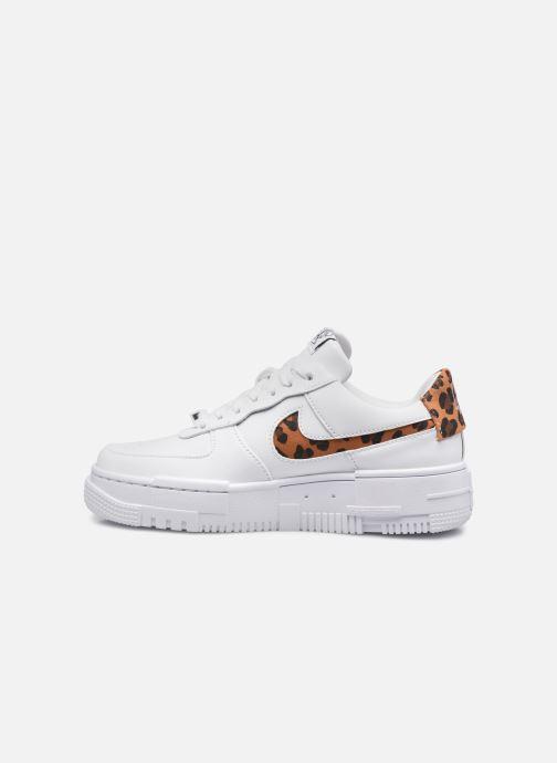Sneakers Nike W Af1 Pixel Se Wit voorkant