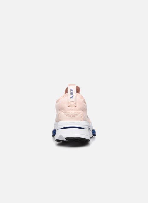 Baskets Nike W Nike Air Zoom Type Rose vue droite