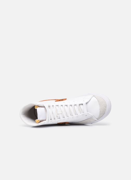 Baskets Nike W Blazer Mid '77 Se Blanc vue gauche