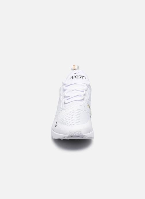 Sneaker Nike Wmns Nike Air Max 270 Ess weiß schuhe getragen