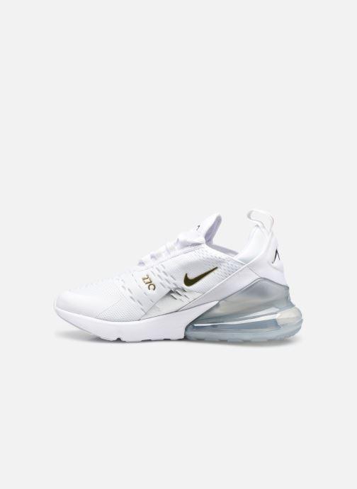 Sneaker Nike Wmns Nike Air Max 270 Ess weiß ansicht von vorne