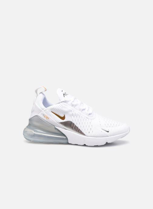 Sneaker Nike Wmns Nike Air Max 270 Ess weiß ansicht von hinten
