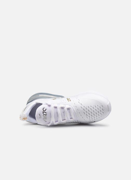 Sneaker Nike Wmns Nike Air Max 270 Ess weiß ansicht von links