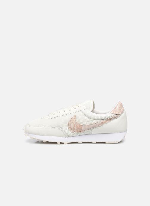 Sneaker Nike Wmns Nike Dbreak beige ansicht von vorne