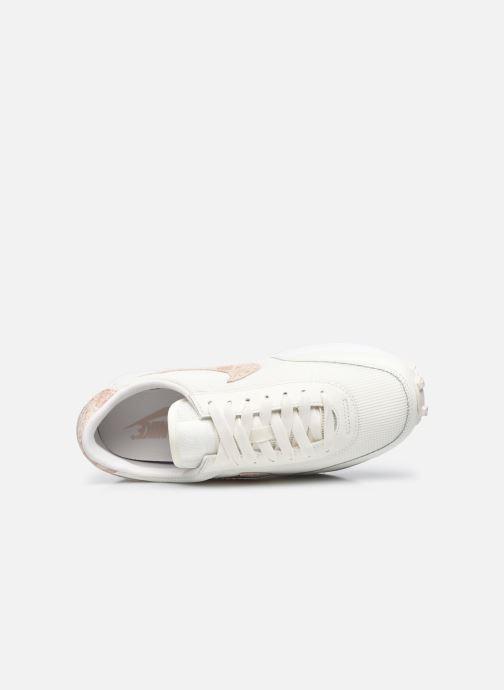 Sneaker Nike Wmns Nike Dbreak beige ansicht von links