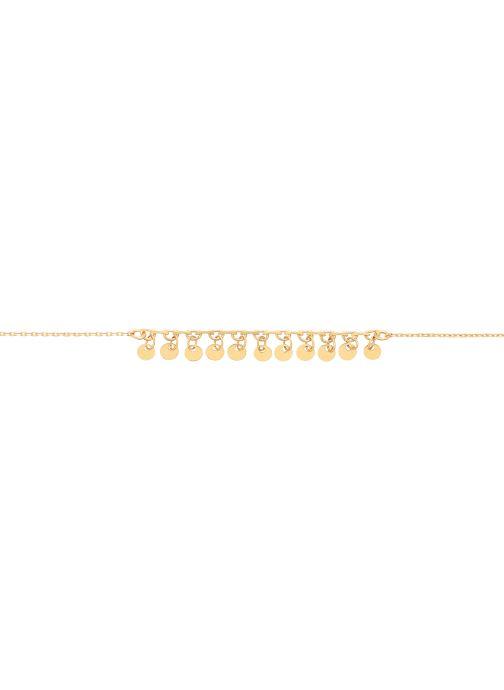 Sonstiges Accessoires Bracelet Doré Chloe