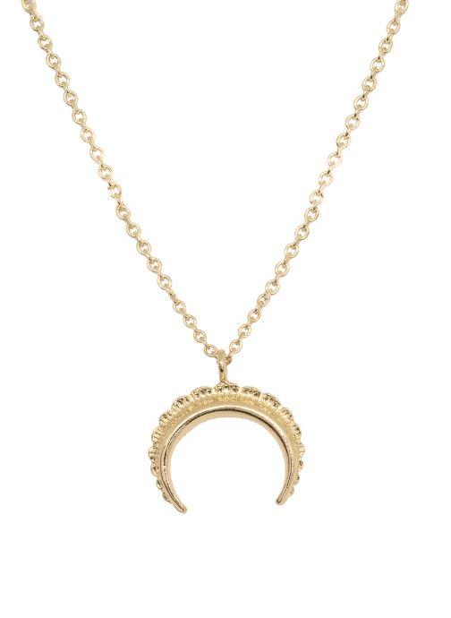 Collier Mini Lune