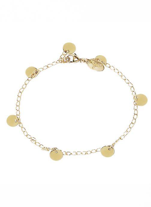 Bracelet Doré Indra