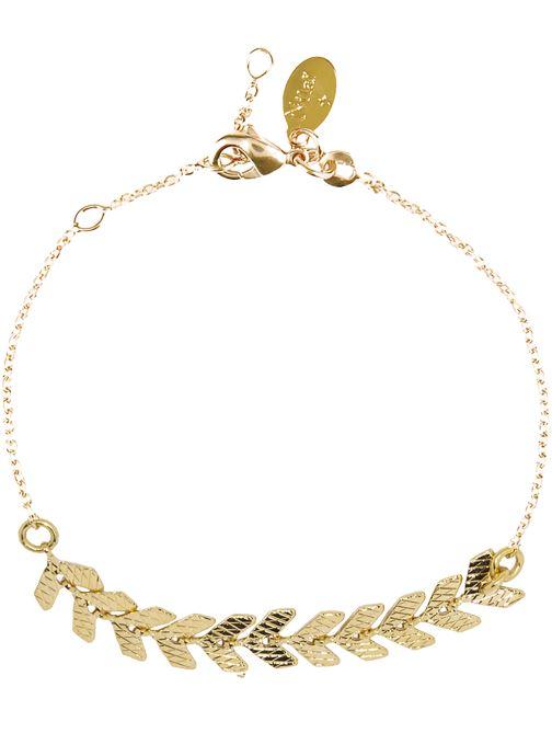 Bracelet Doré Pia