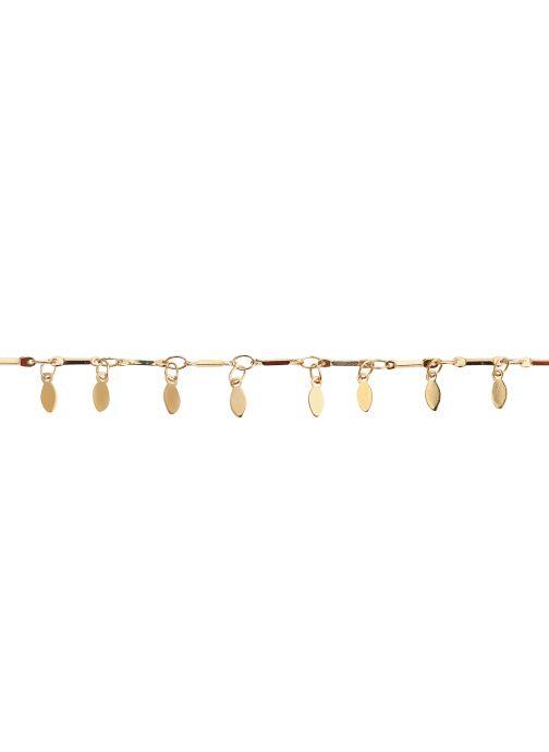 Sonstiges Accessoires Bracelet Doré Camille