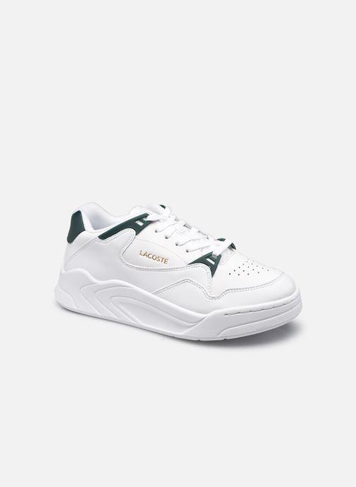 Baskets Lacoste Court Slam 0721 1 Sfa W Blanc vue détail/paire