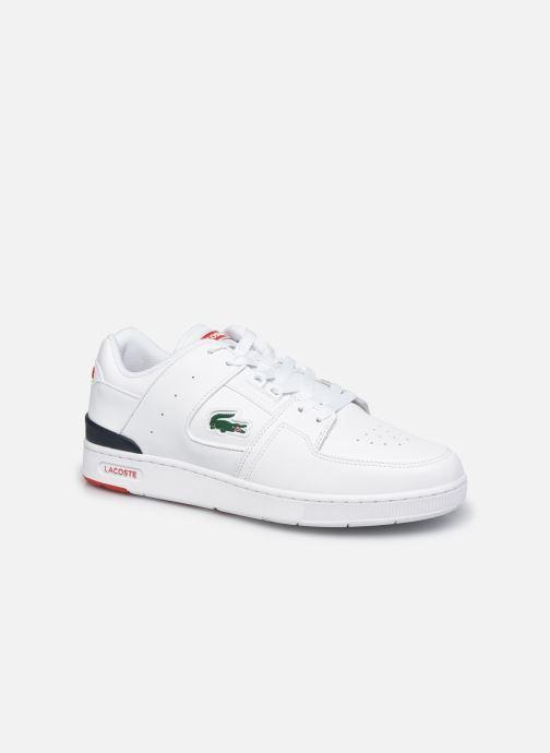 Sneaker Lacoste Court Cage 0721 1 Sma M weiß detaillierte ansicht/modell