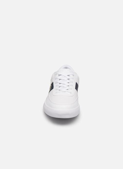 Baskets Lacoste Court-Master 0721 1 Cma M Blanc vue portées chaussures