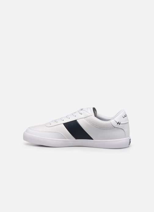 Sneakers Lacoste Court-Master 0721 1 Cma M Bianco immagine frontale