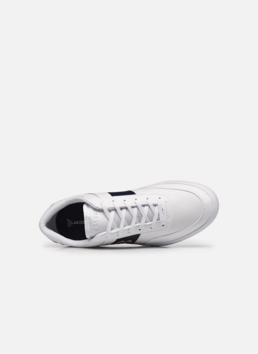 Sneakers Lacoste Court-Master 0721 1 Cma M Bianco immagine sinistra