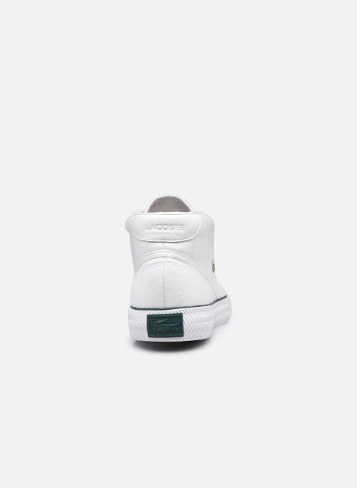 Sneakers Lacoste Gripshot Chukka 07211 Cma M Bianco immagine destra
