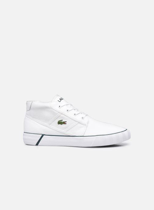 Sneakers Lacoste Gripshot Chukka 07211 Cma M Bianco immagine posteriore
