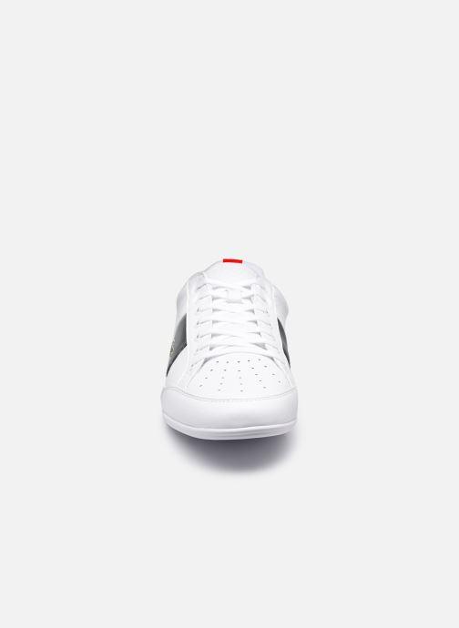 Sneaker Lacoste Chaymon 0721 1 Cma M weiß schuhe getragen