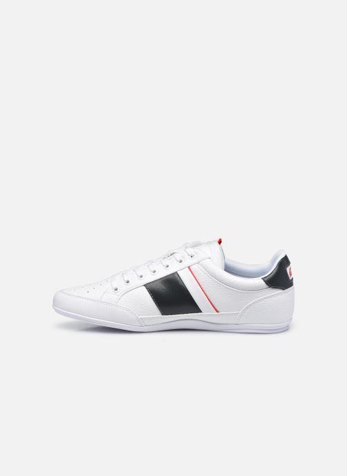 Sneaker Lacoste Chaymon 0721 1 Cma M weiß ansicht von vorne