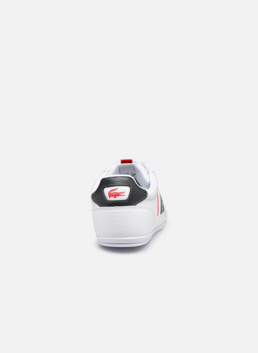 Sneaker Lacoste Chaymon 0721 1 Cma M weiß ansicht von rechts