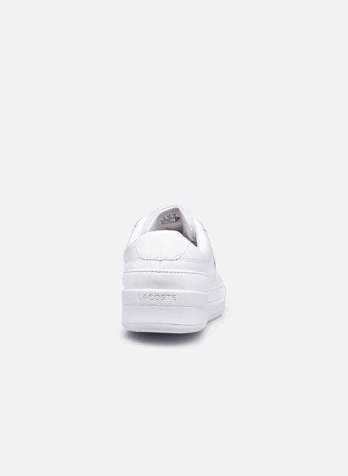 Sneaker Lacoste Challenge 0120 2 Sma M weiß ansicht von rechts