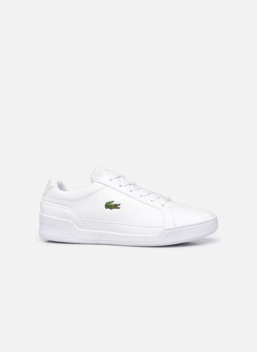 Sneaker Lacoste Challenge 0120 2 Sma M weiß ansicht von hinten