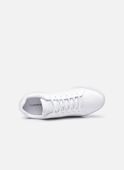 Sneaker Lacoste Challenge 0120 2 Sma M weiß ansicht von links