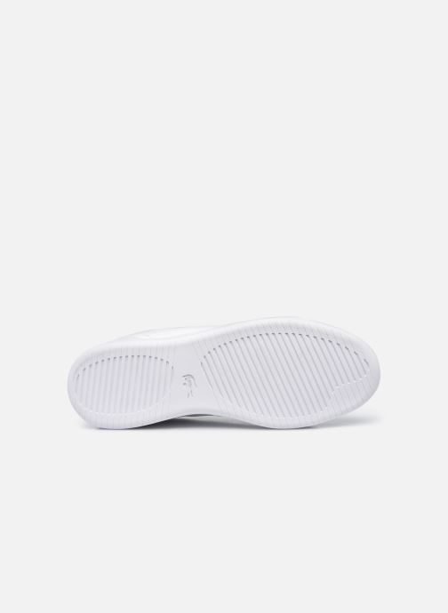 Sneaker Lacoste Challenge 0120 2 Sma M weiß ansicht von oben