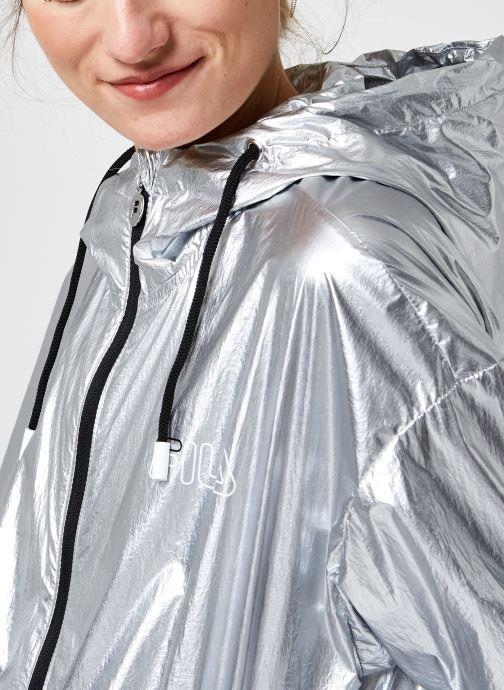 Vêtements FILA Janit Silver Jacket Gris vue face