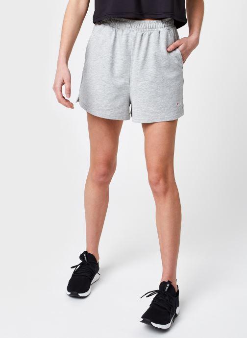 Vêtements FILA Edel Shorts High Waist Gris vue détail/paire