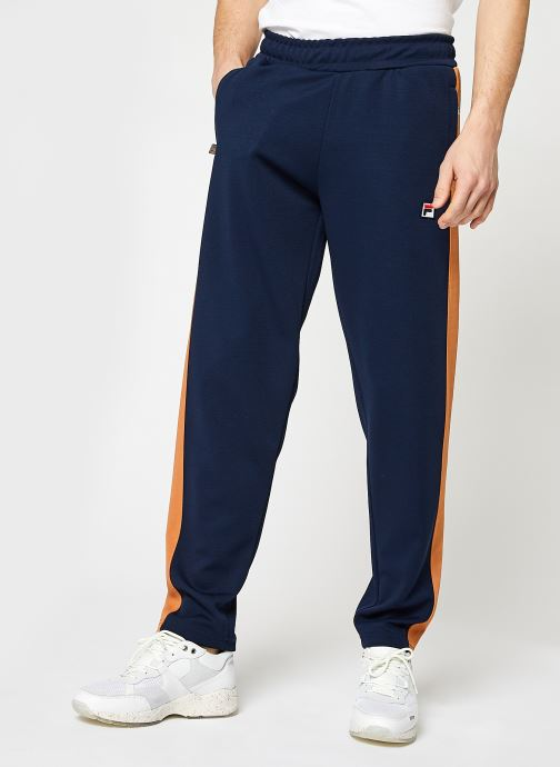 Kleding FILA Haverd Track Pants Blauw detail