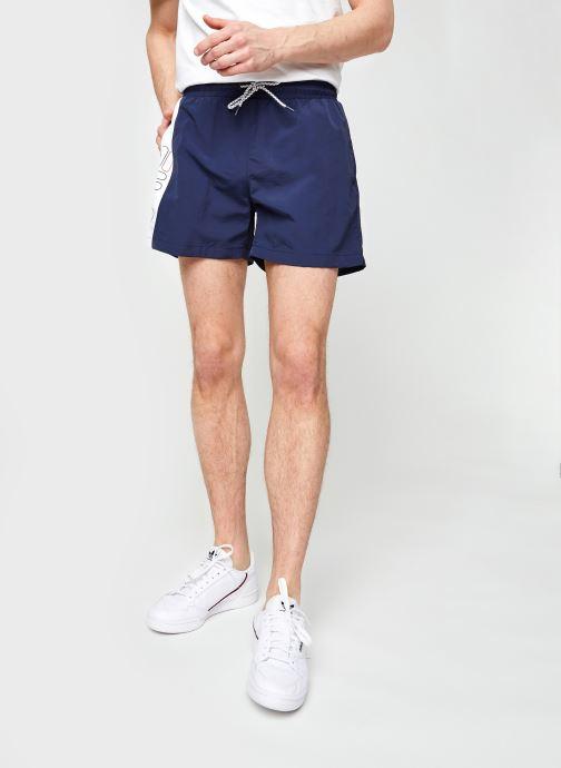 Vêtements FILA Yago Swim Shorts Bleu vue détail/paire