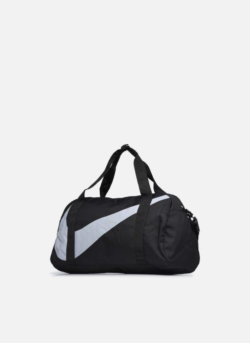 Borsa da palestra Nike Y Nk Gym Club Nero modello indossato